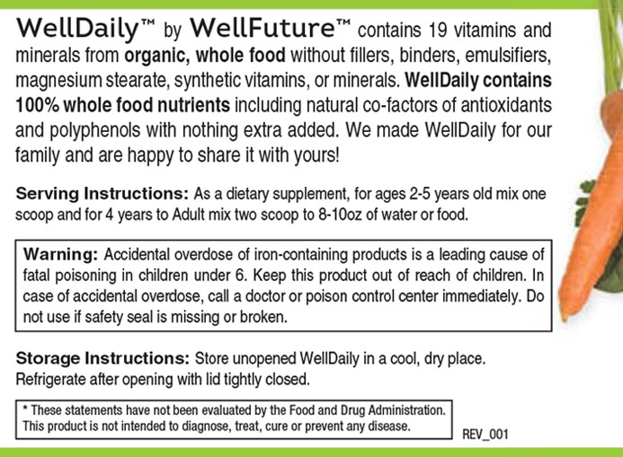 WellDaily Information