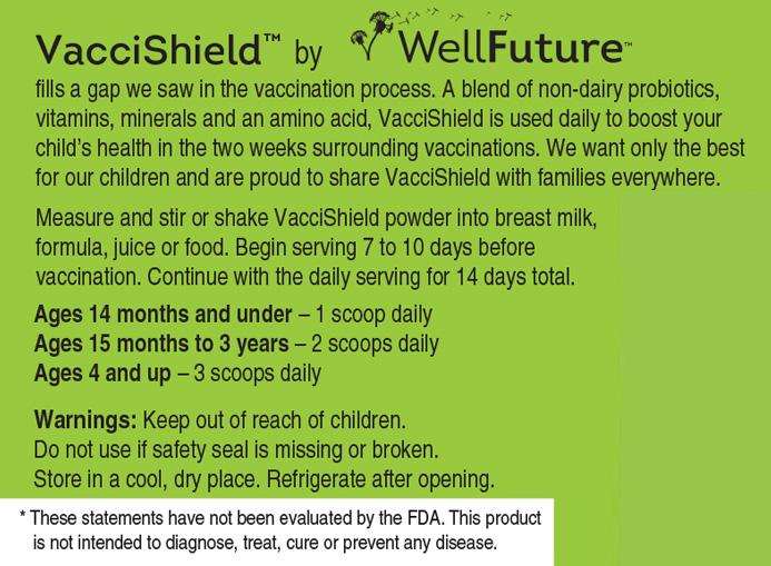 VacciShield Information